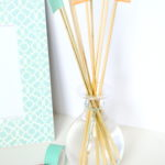 5-Minute DIY Reed Diffuser