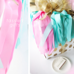 DIY // Tasseled Gifts