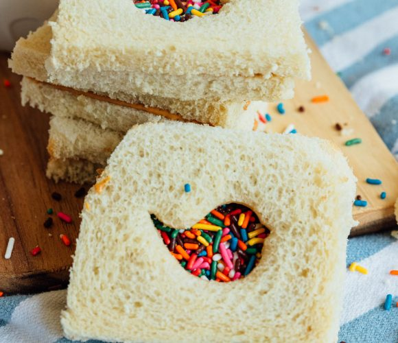 My Favorite Fairy Bread Recipe by Ashley Rose of Sugar & Cloth, a lifestyle blog in Houston, TX