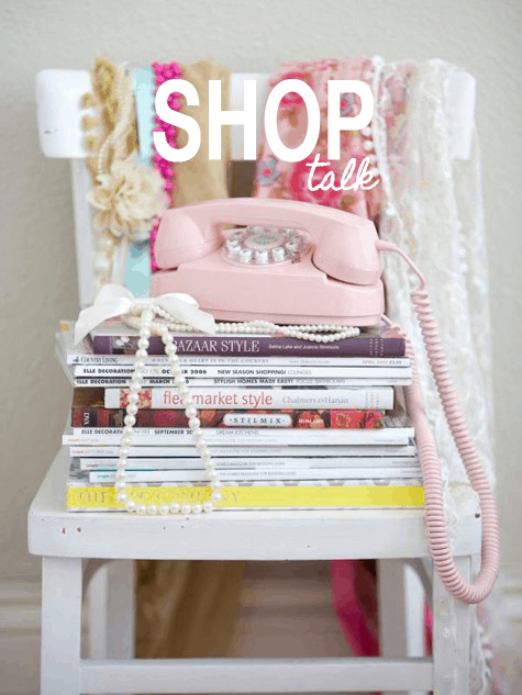 sugar and cloth talks shop