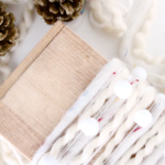 DIY Coffee Stained Hostess Gift Set