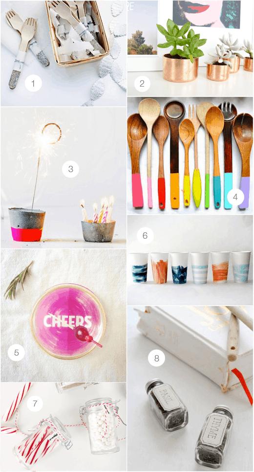 DIY Hostess Gifts - Sugar & Cloth - Houston Blogger - Holiday - Entertaining