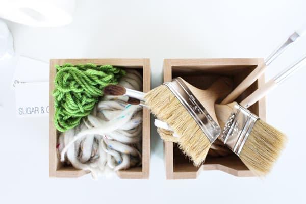 DIY Get organized event - Sugar & Cloth - Houston Blogger - DIY - Ikea Event