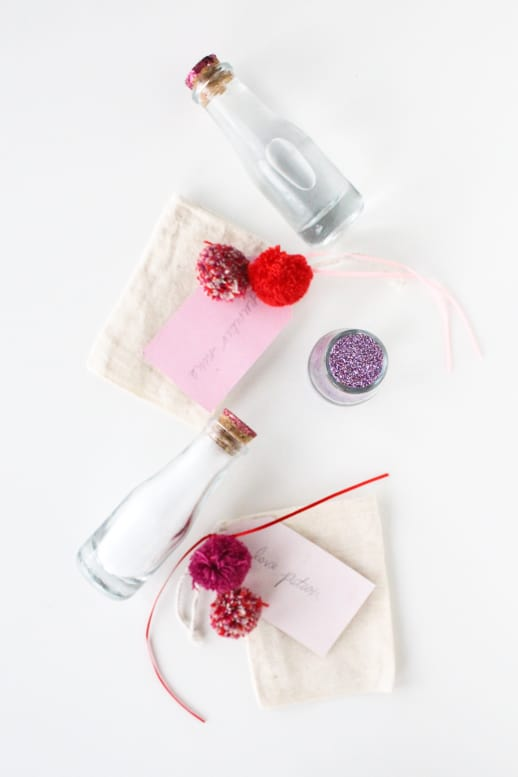 DIY Love Potion Bath Sets - Sugar & Cloth - Houston Blogger - Martha Stewart