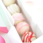 Ten minute ombre chocolates