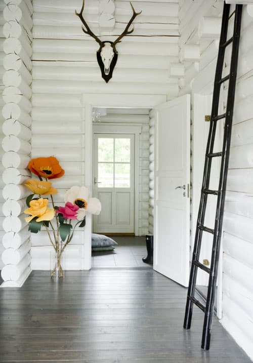 DIY Spring Flower Projects - The House That Lars Built - Sugar & Cloth Round Up - Inspiration