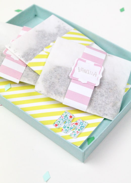 DIY Mother's Day Bath Sachet Gift Set - Sugar & Cloth - Houston Blogger - Gift Guide