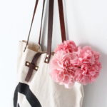 DIY Revamp Any Bag with Leather Straps