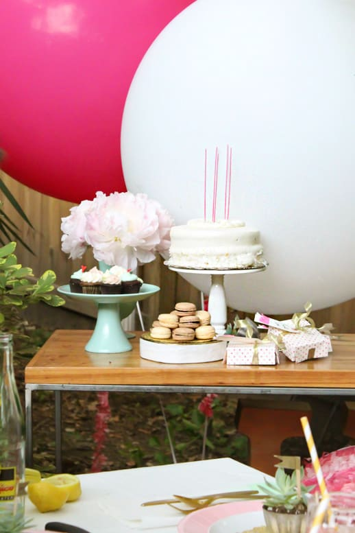 A Martha Stewart Party by Sugar & Cloth - Sugar & Cloth - Houston Blogger - Entertaining & Hosting DIY