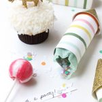 DIY Surprise Party Poppers