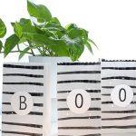 DIY Waterproof Outdoor Paper Lanterns