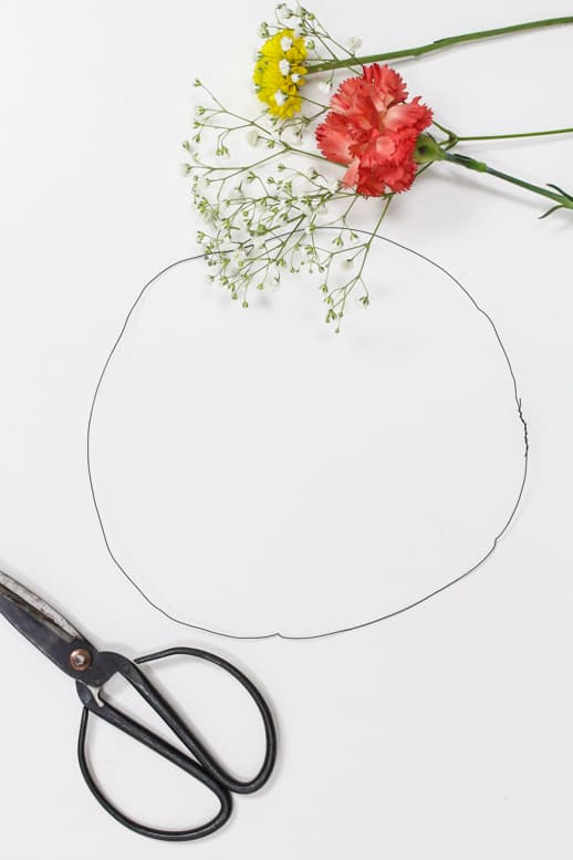DIY Floral Headpieces - Sugar & Cloth - Houston Blogger - Flowers - DIY