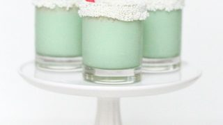 Christmas Cookie Ice Cream Shots