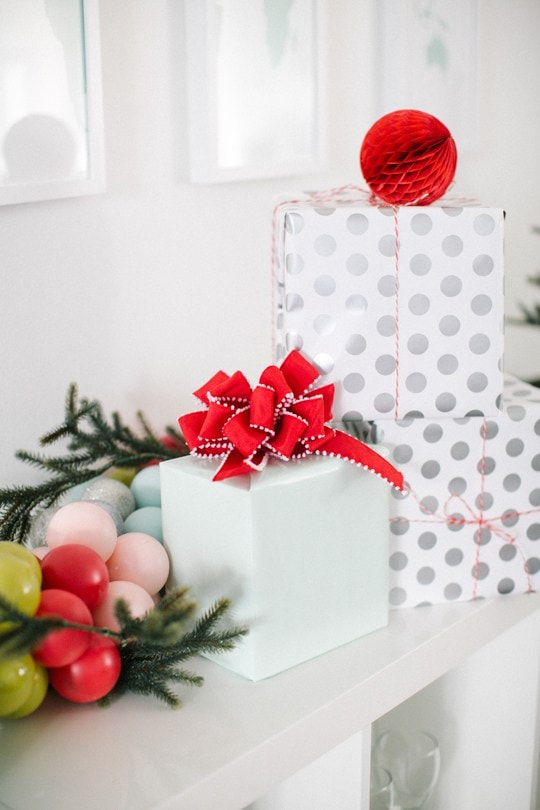 DIY Hosting a holiday craft party with Martha Stewart Living! - sugar and cloth