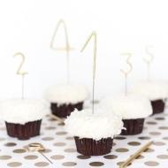 DIY Countdown cupcakes - sugar and cloth