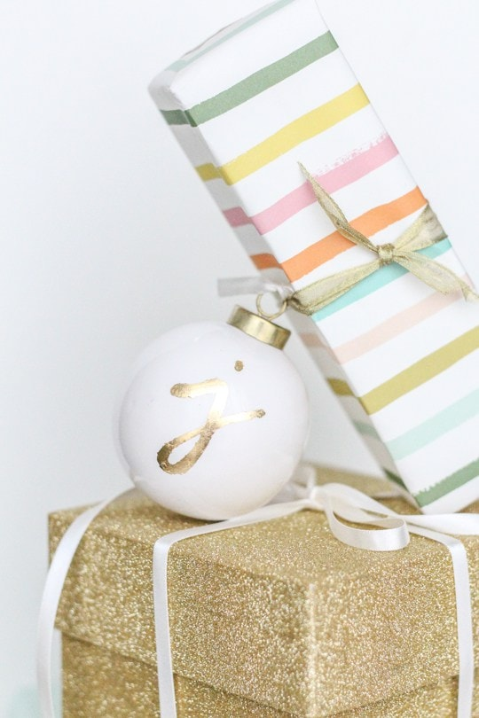 Holiday DIY Ornament Workshop! - sugar and cloth