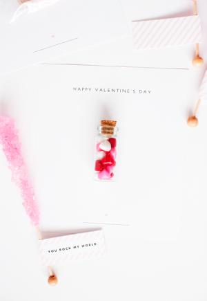 DIY valentines day printables