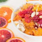 morning citrus yogurt bowl recipe