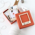 DIY Wooden Polaroid Gift Set