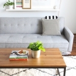 Giveaway: My living room details & win my rug!