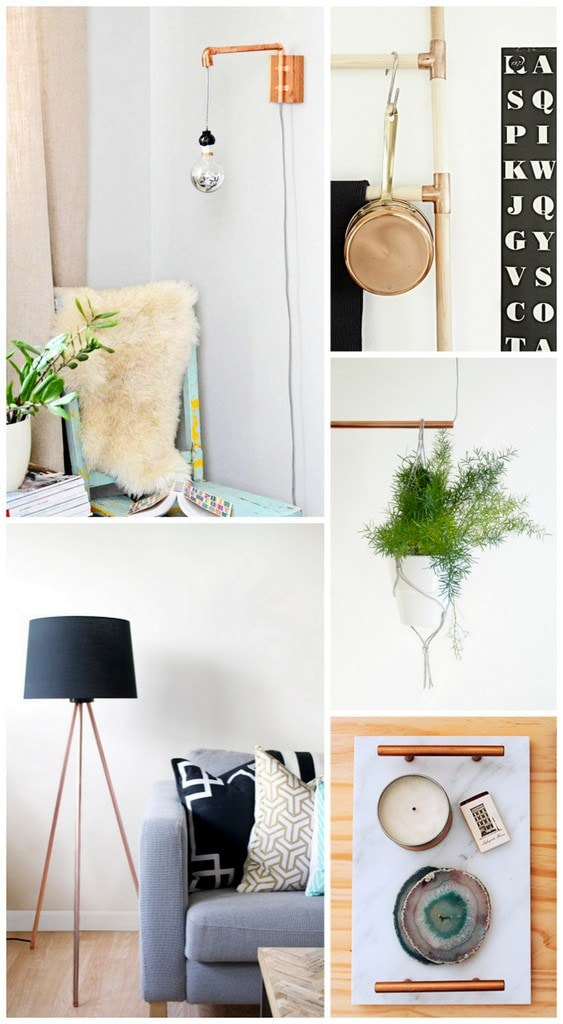 DIY: Ten genius things to make from copper - Sugar and Cloth