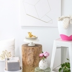 DIY Up-Cycled Containers