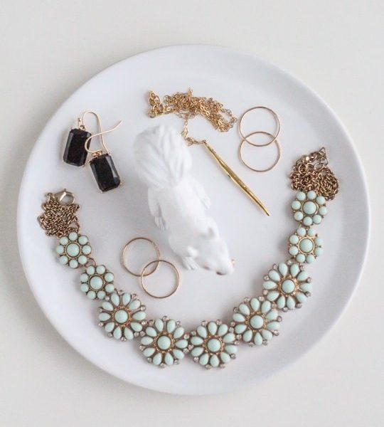 Figurine Trinket Dishes - Sugar and Cloth
