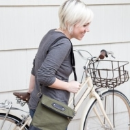 Giveaway: Win an R. Riveter Bag - Sugar and Cloth