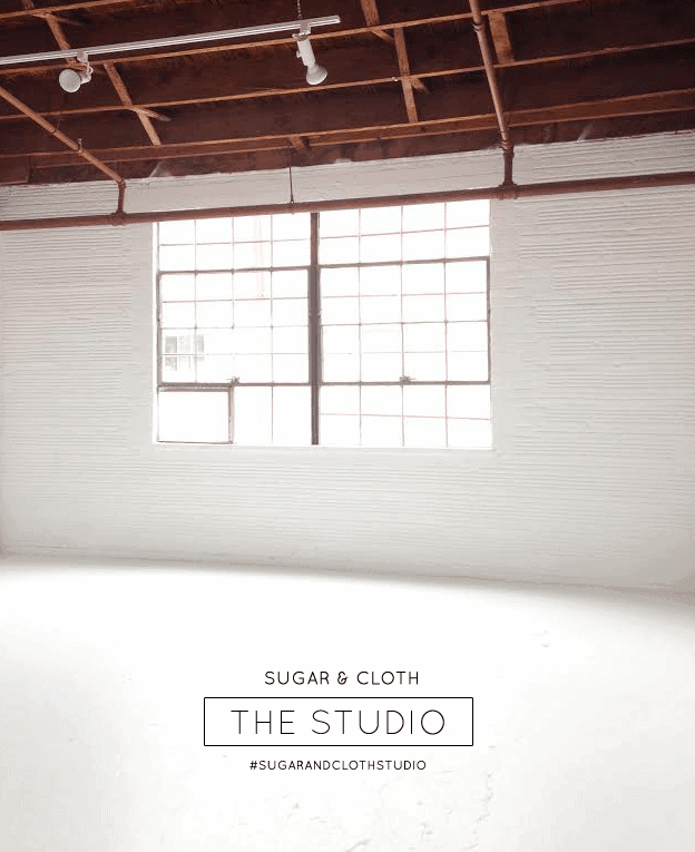 The New Sugar and Cloth Studio - Sugar and Cloth
