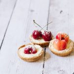 cherry tart recipe | sugarandcloth.com