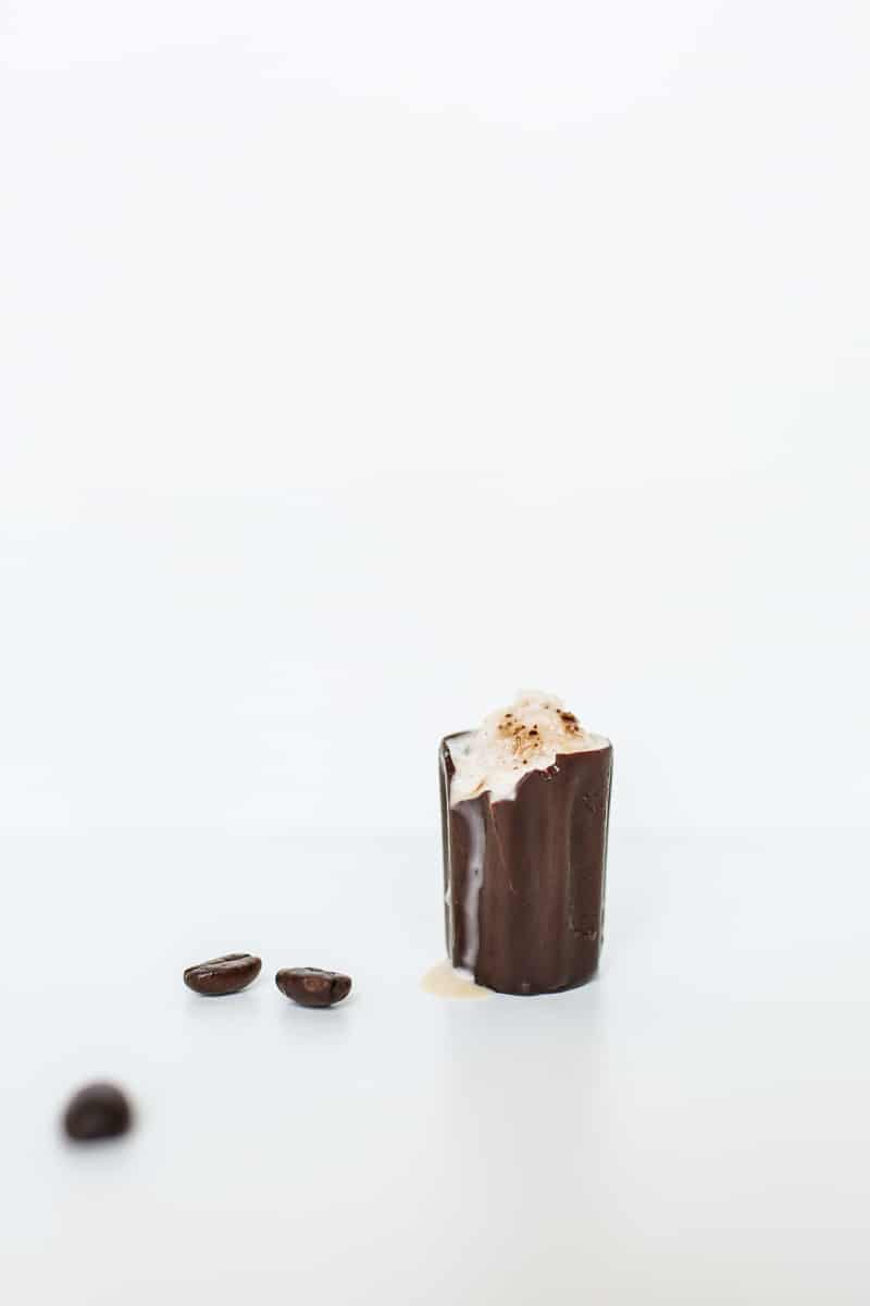 espresso milkshake shots recipe | sugarandcloth.com
