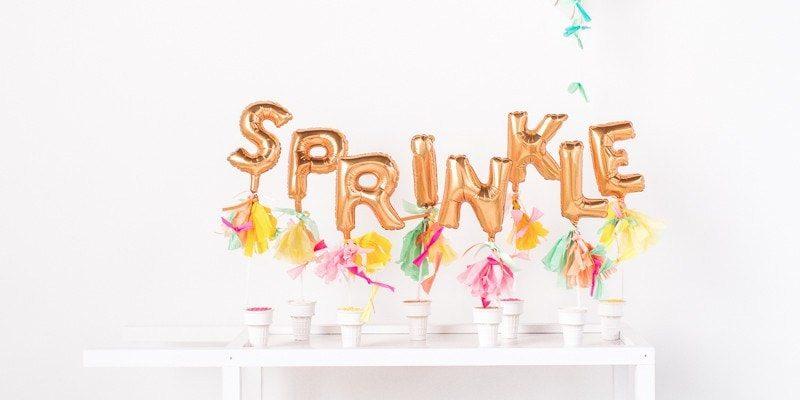 DIY Ikea hack ice cream cart (and sprinkle bar!) - Sugar & Cloth