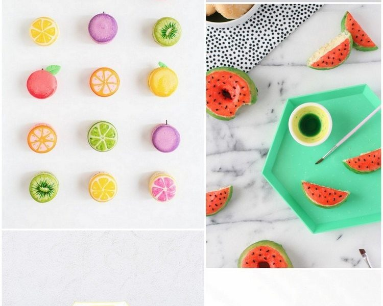 6 Must-try fruit inspired projects and a life crisis update - Sugar & Cloth