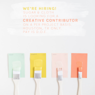 hiring a creative contributor