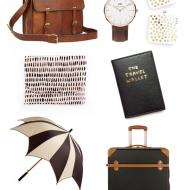 a gift guide for the traveler   sugarandcloth.com
