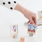 DIY Wooden Polaroid Displays (& video tutorial!)