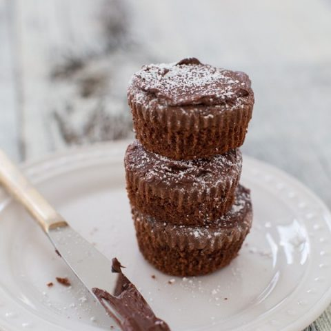 five ingredient nutella brownie recipe | sugar and cloth