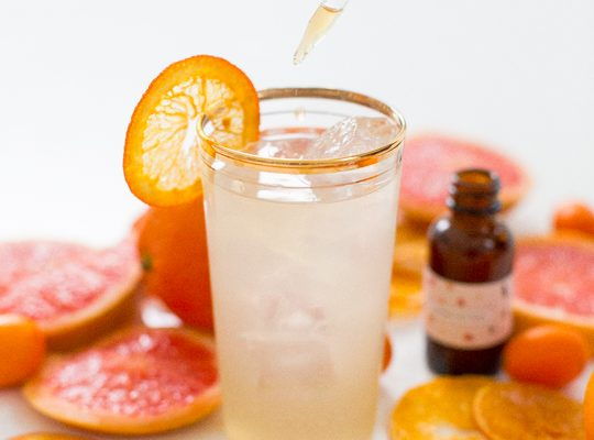 How to make flavored bitters & printables | sugar & cloth