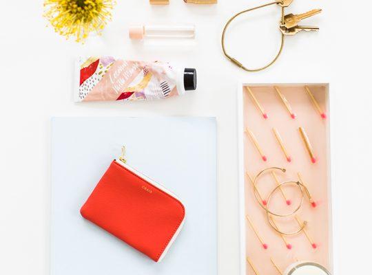 DIY patterned matches vanity tray   sugar & cloth
