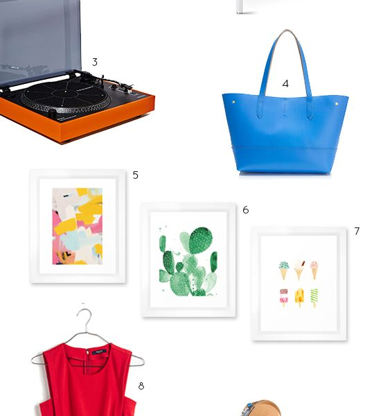 14 bold and bright products you need this summer! | sugar & cloth
