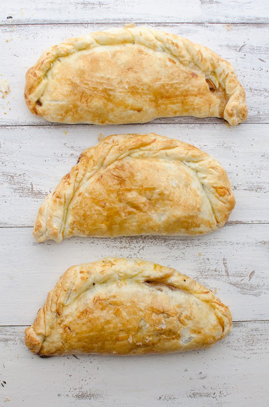 apple pie hand pies recipe - sugar & cloth