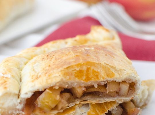apple pie hand pies recipe - sugar & cloth