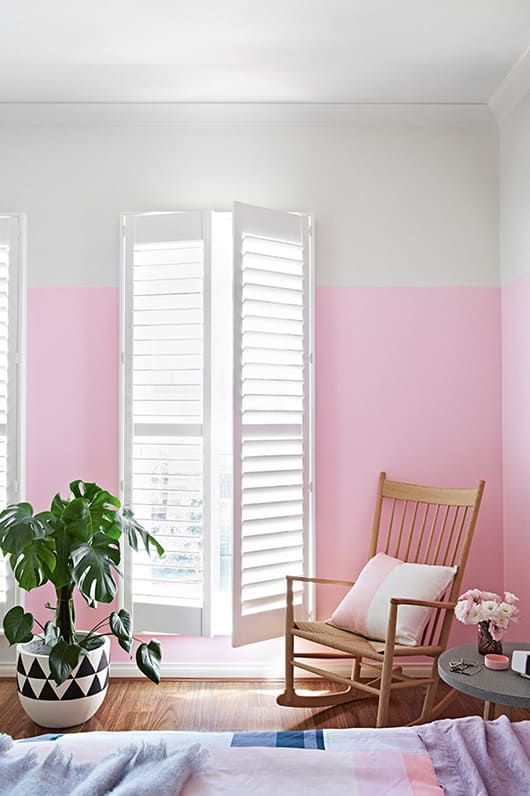 7 color block pastel walls for decor inspiration