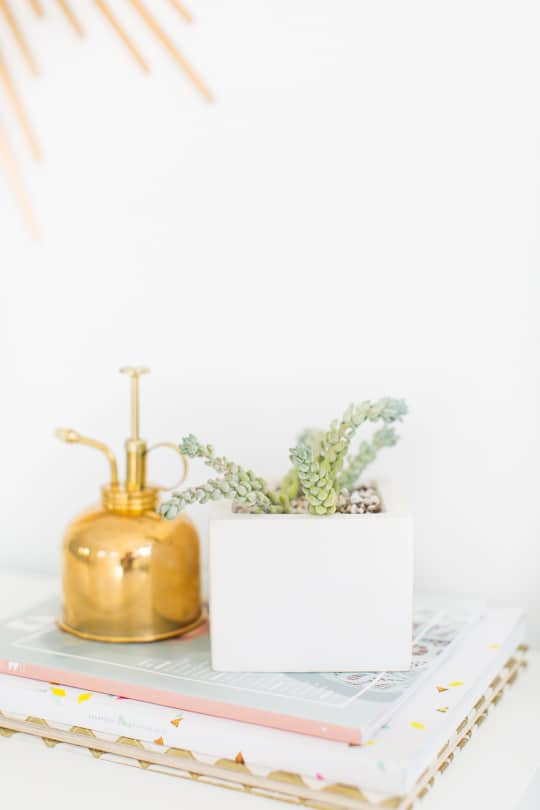 Retro DIY Sideboard Ikea Hack | Sugar & Cloth Top Houston Lifestyle Blogger Ashley Rose #diy #hack #ikeahack #reto #sideboard #diydecor #homedecor #ikea