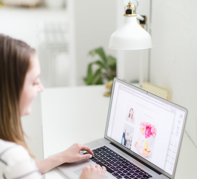 all about blogging and collaborating - Sugar & Cloth