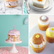 6 breakfast inspired desserts - sugar & cloth