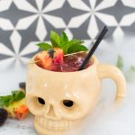 Creepy Cocktails: Shrunken Skull Recipe
