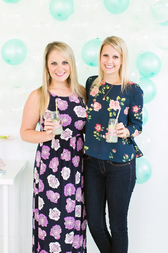 Skinnygirl Cocktails and Sugar & Cloth DIY Event - Houston Recap