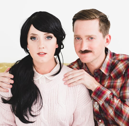 Hipster Halloween: DIY Lars and the Real Girl Costume - Sugar & Cloth