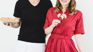 Hipster Halloween: DIY Pushing Daisies Couples Costume